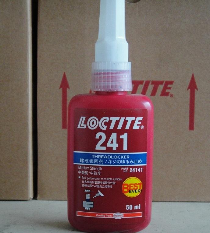 Loctite Glue Loctie 242 Super Glue for Plastics Rubber
