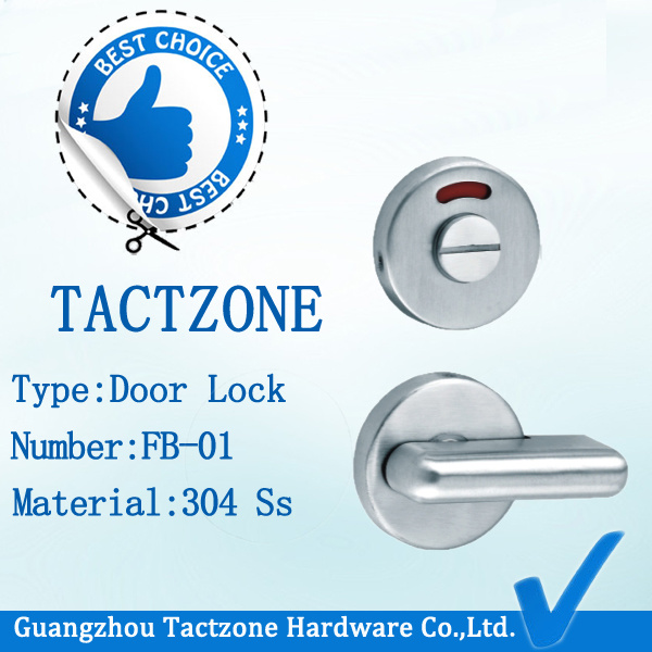 Precision Casting 304 Ss Bathroom Cubicle Partition Hardware