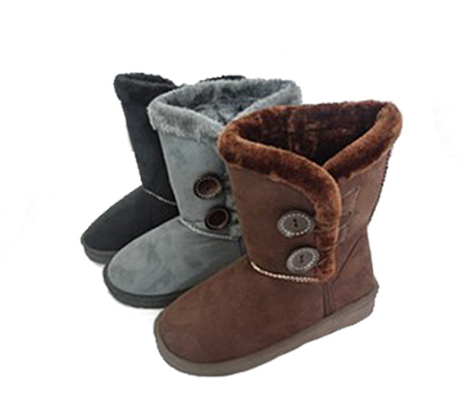Beautiful Lovely Comfort Foot Winter Outdoor Snow Boots for Ladies Child