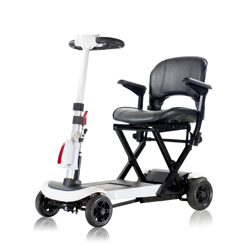 Solax Genie Plus Easily Travel Electric Mobility Scooter