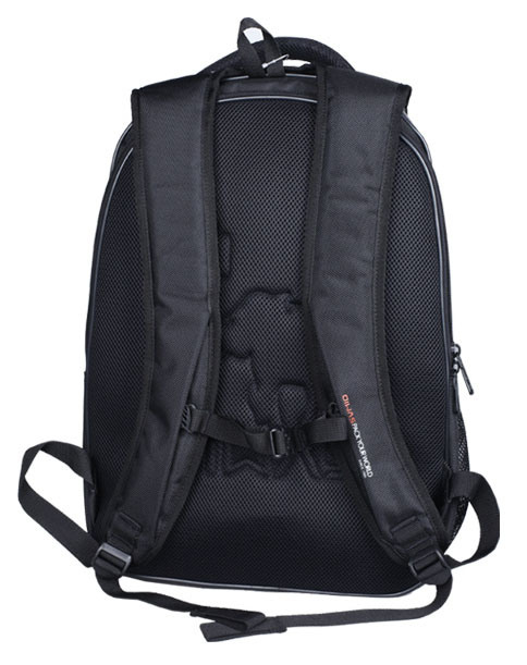 Polyester Backpacks Laptop School Bag with Modern and Leisure Design