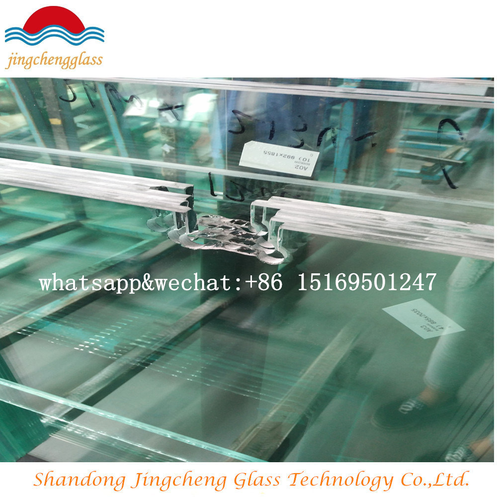 3-19mm Sliding Door Glass with SGS