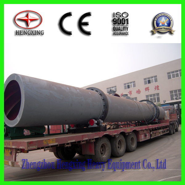 Clay Rotary Drying Machine with Buring System