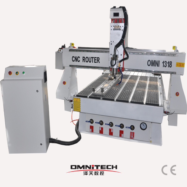 Omni 1318 CNC Cutting Machine in Factory Price