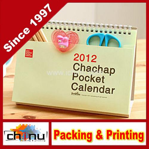 Custom Printed Paper Calendar (4310)