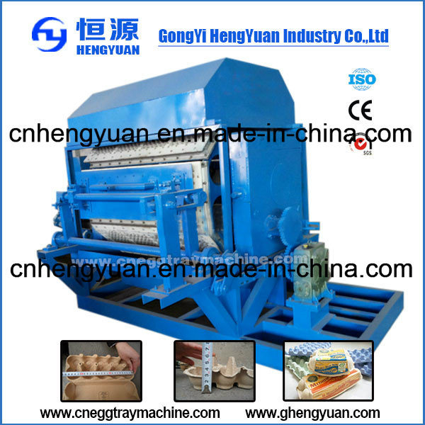 Full Automatic Paper Egg Tray Packaging Machine with Ce