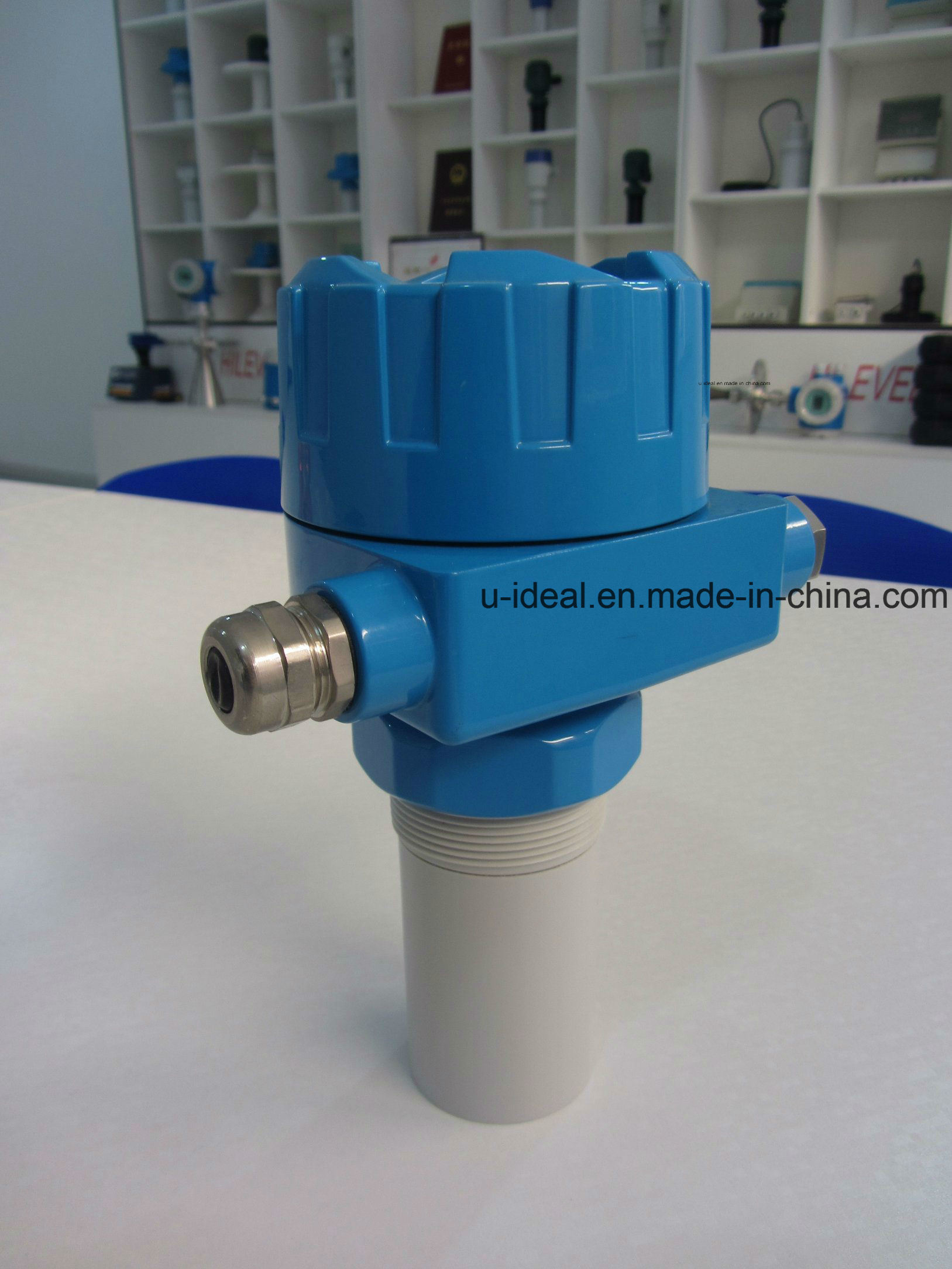 Fuel Ultrasonic Level Sensor -Level Meter for Water, Oil,