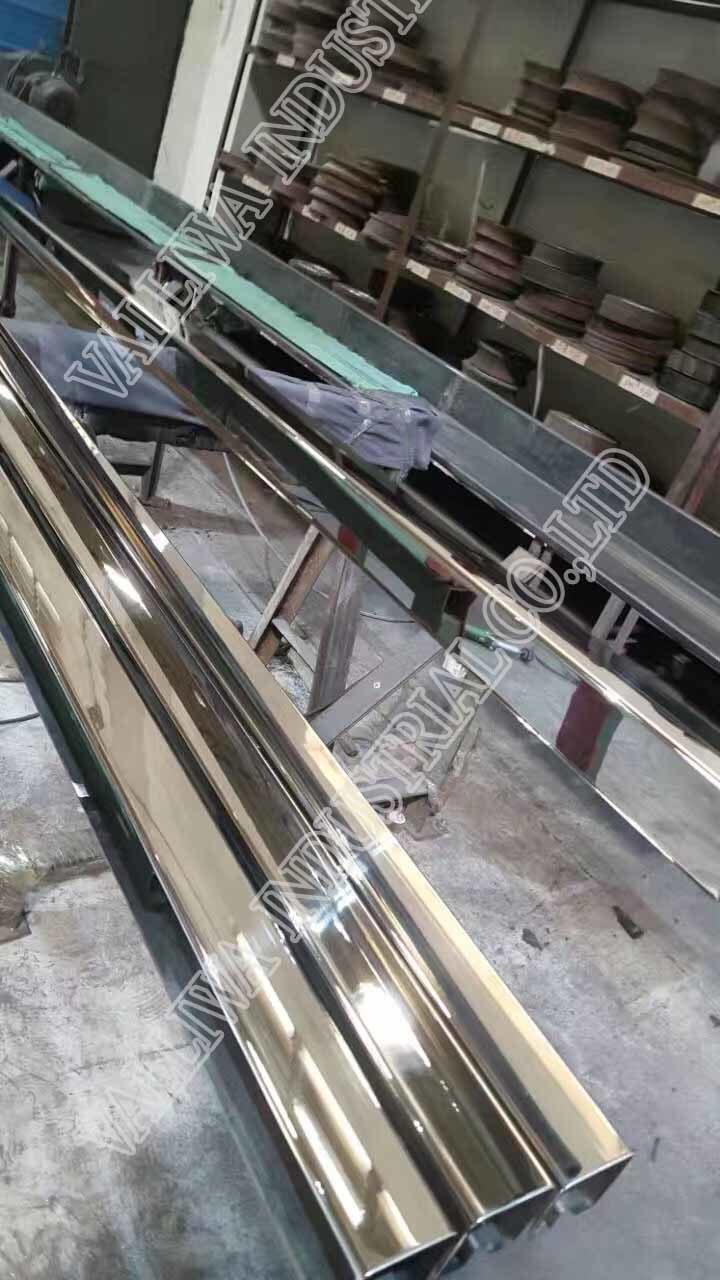 Stainless Steel Tube 202