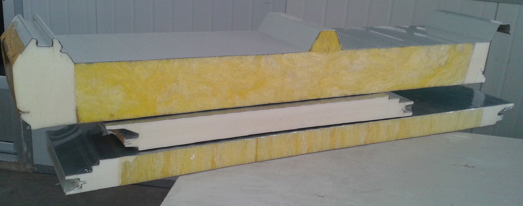Wall Roof Sandwich Panel