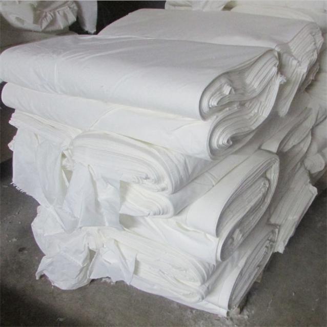 White Chemical Grey Rayon Fabric for Printing Garment