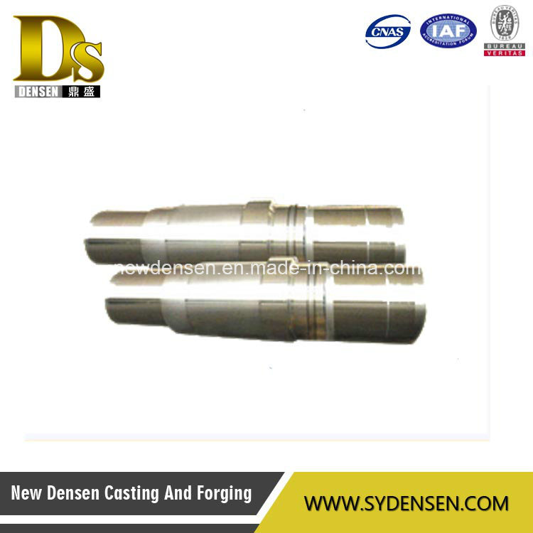 OEM Machined Alloy Steel Monel Shaft for Butterfly Valve