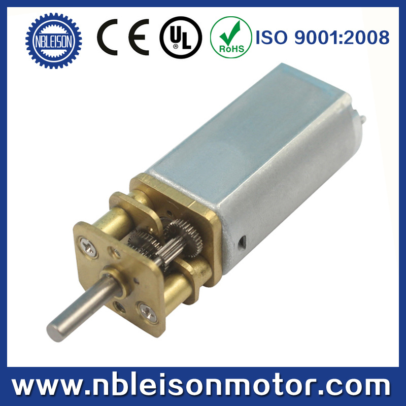 6V 12V High Torque Metal DC Mini Gear Motor
