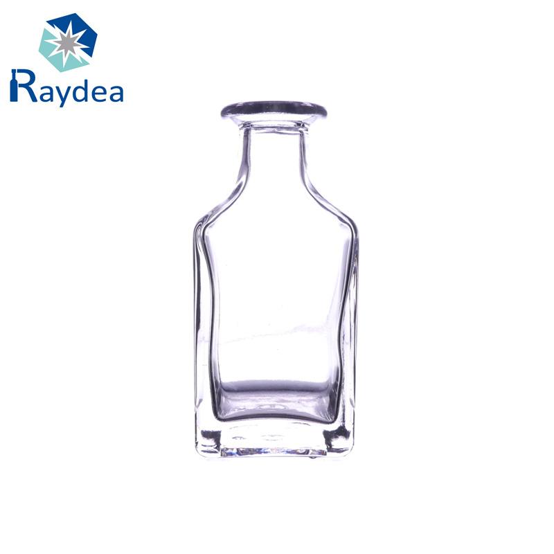 155ml Fancy Cork Cap Glass Bottle