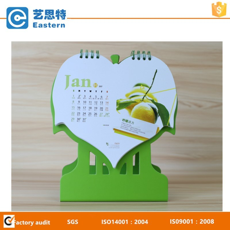 Paper Calendar Desk Calendar Printing