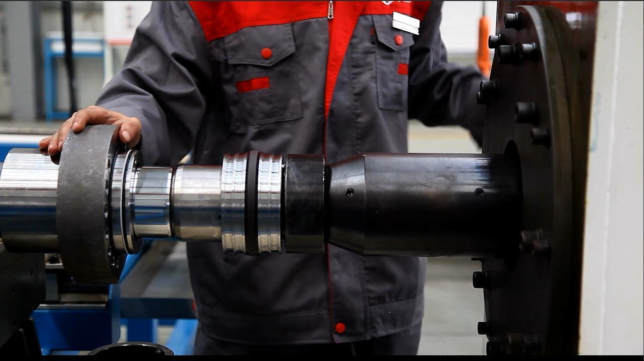 Sk230-6e Hydraulic Cylinder for Kobelco Excavator