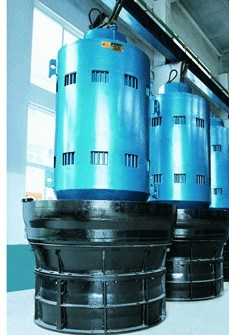 Submersible Mixed-Flow Pump (QHB Series)