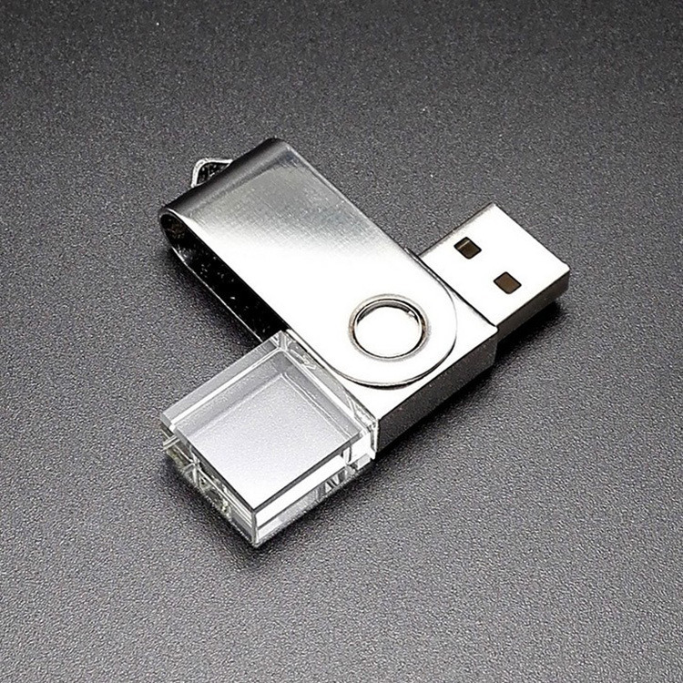 Simple USB Gift Nice USB Gift 16g 32g Metal Crystal