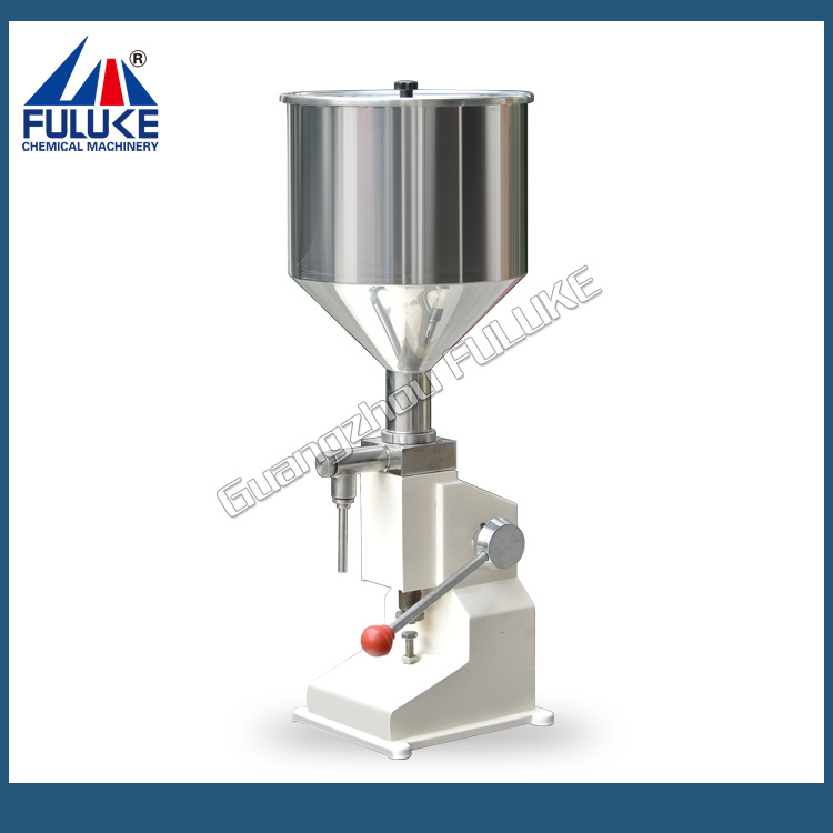Manual Liquid Bottle Filling Machine