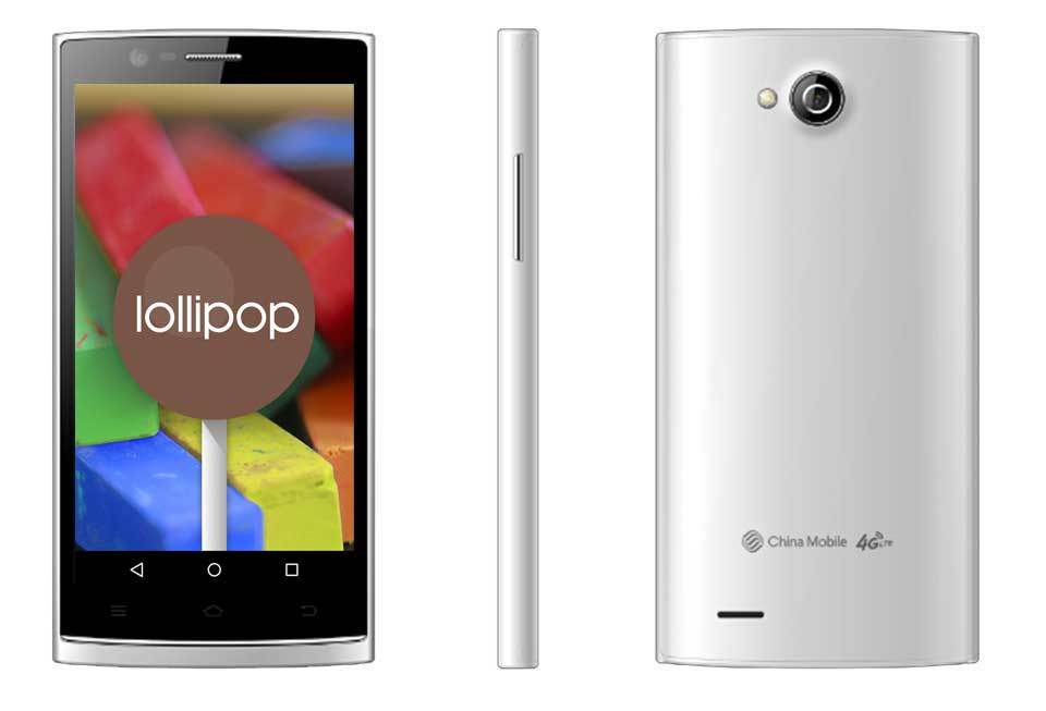 Qm501, 5inch Windows Mobile10 4G Mobilephone