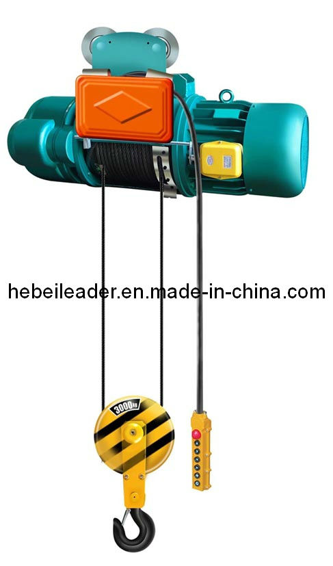 CD1 & Md1 Wire Rope Electric Hoist