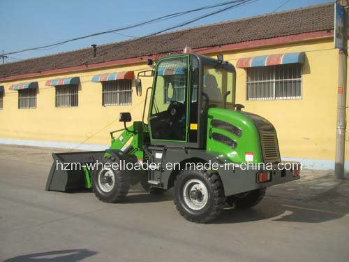 Hzm Jn910 1.0t Small Mini Wheel Loaders