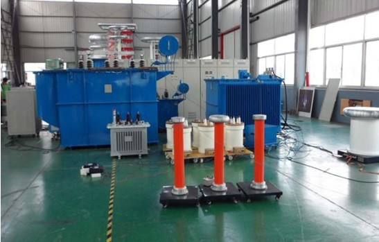 Distribution Transformer Test System