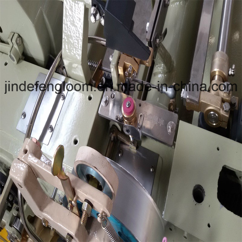 New Condition Shuttleless Water Jet Weaving Loom Textile Machine