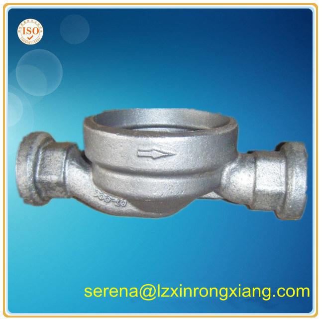 Pump Housing Water Pump Case Gray Iron Cast for Water Pump Case