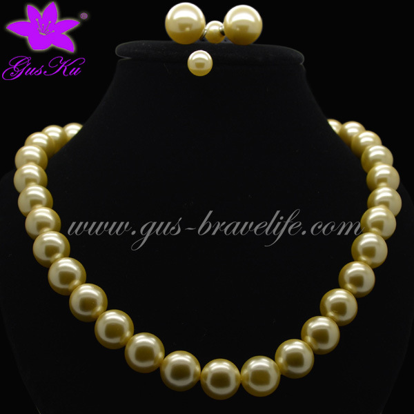 2015 Gus-Pns-036 Newest and Fashion Pearl Jewellery