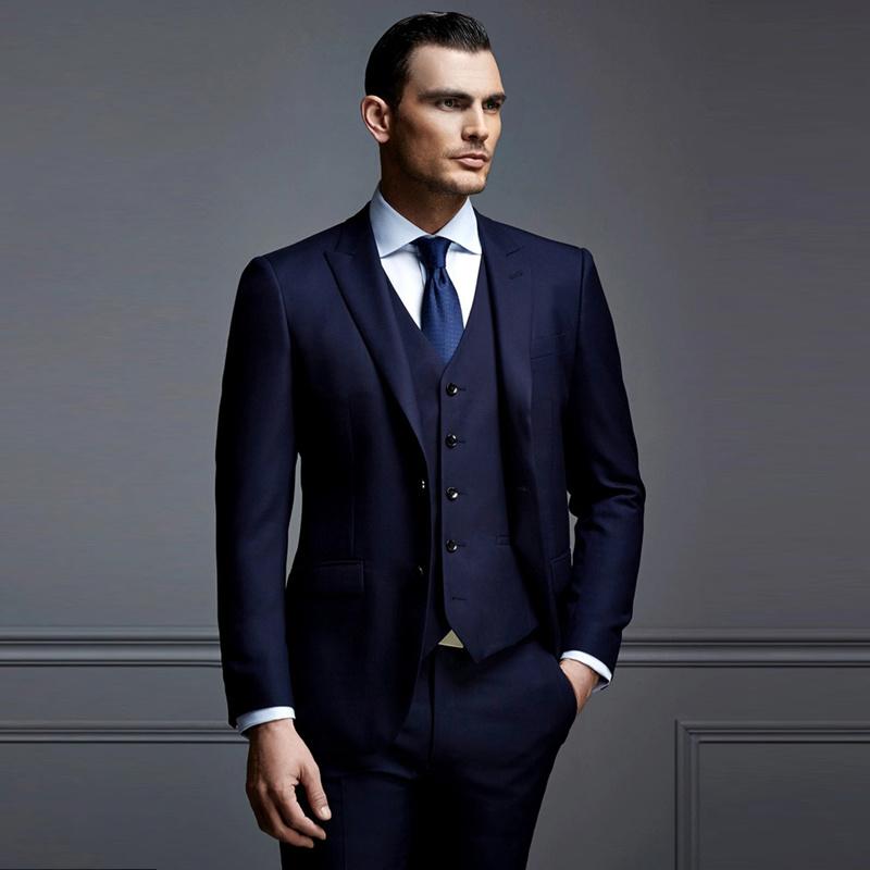 Fashion Design Man Business Suits Italian Man Suits