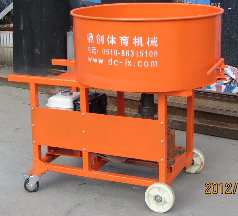 Gasoline Engine Mixer Machine