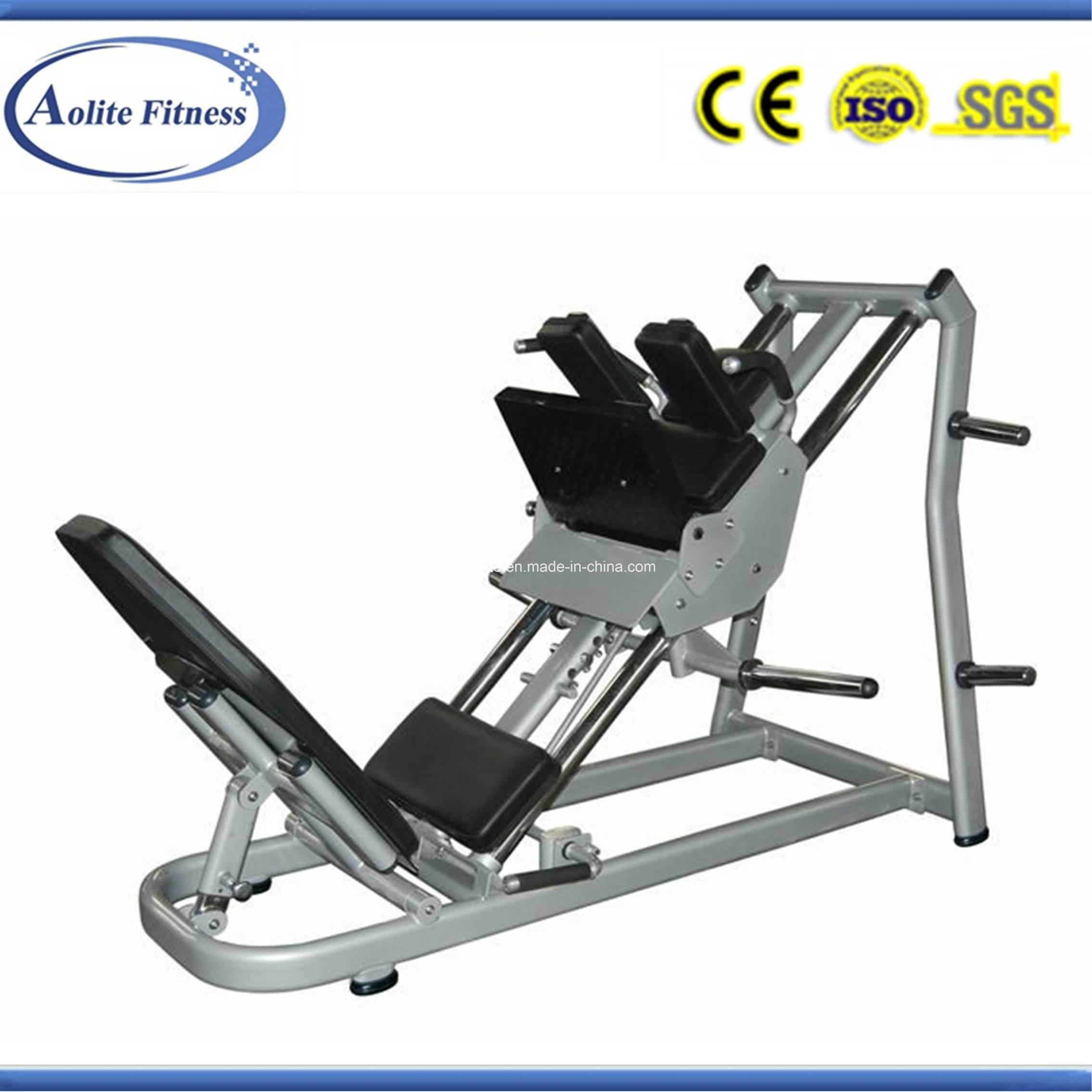 Leg Press Hack Squat Commercial Exercise Gymtraining Equipment for Wholesale