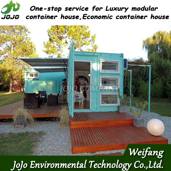 Shipping Container Home for Sale (can design according to buyer`s idea)
