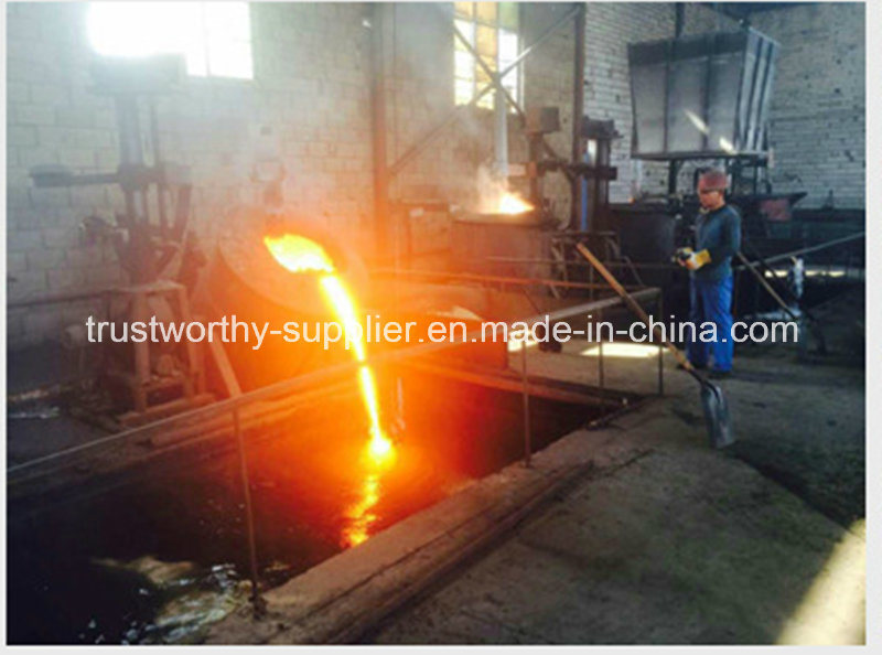 Fused Welding Flux for Low Alloy Steel Structure, Ship, Boiler