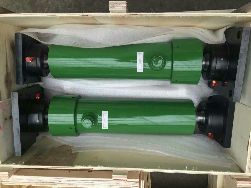 Small Telescopic Hydraulic Cylinder for Dump Truck