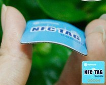 13.56 MHz RFID Tag ISO14443A Nfc Card/Nfc Tag