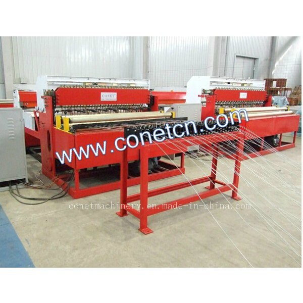 2016 New Fully Automatic Steel Wire Mesh Welding Machine (European technology)