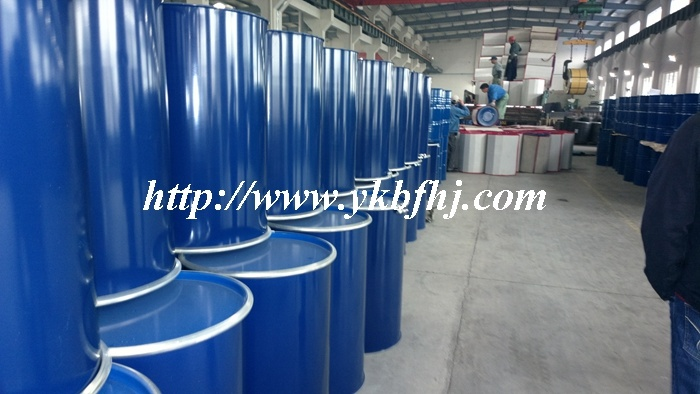Amex Steel Drum Cleaning Line Steel Barrel Making Machine 55 Gallon