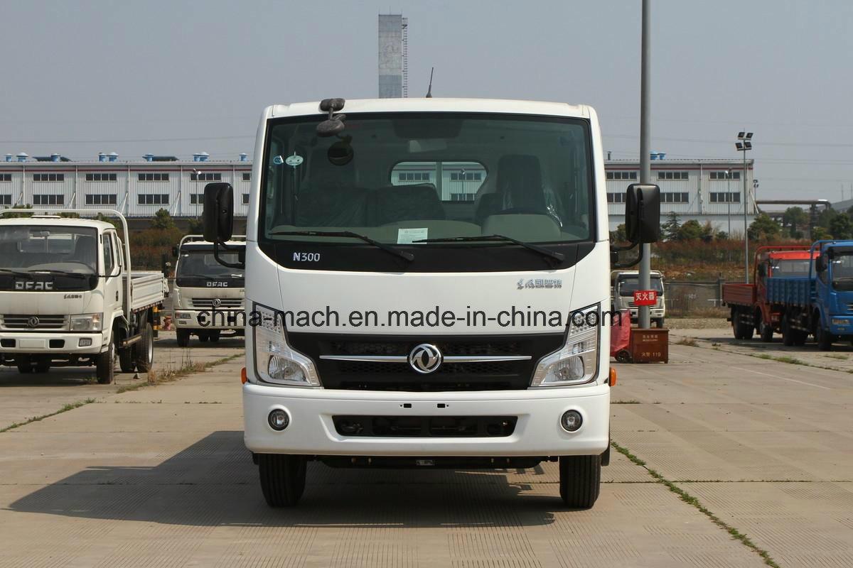 Dongfeng Kai Pute N300 130 HP 3.13 Meters Cargobox Double Row Cabine Light Truck