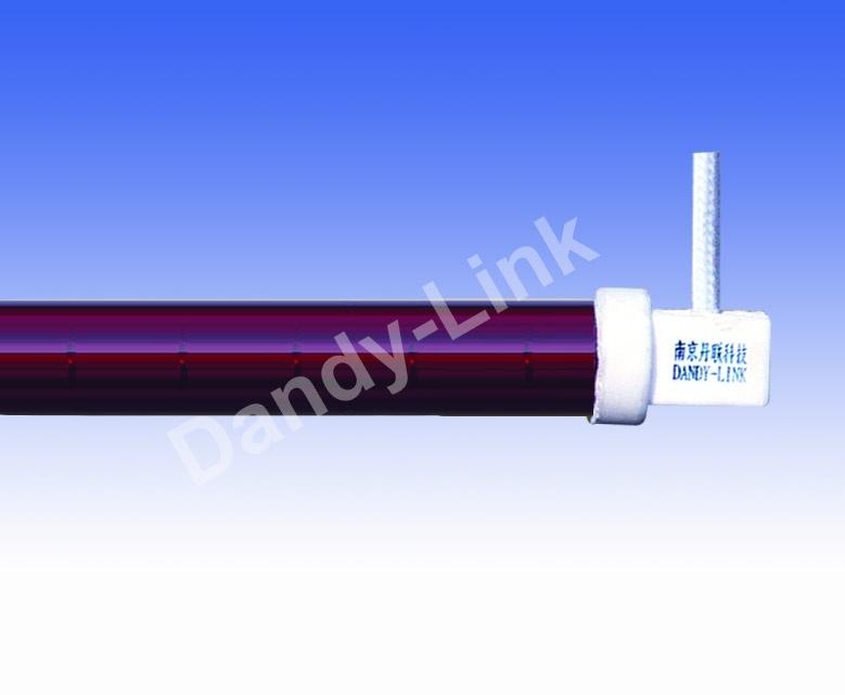 Ruby Infrared Quartz Heating Tube