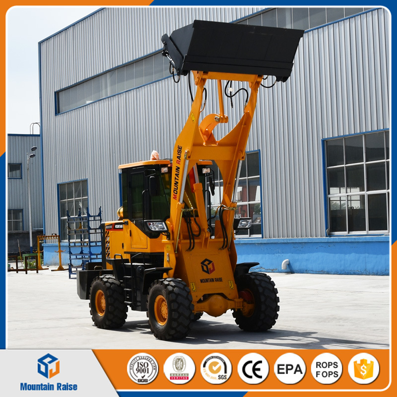 China Best Price 4 in 1 Bucket Zl15 Wheel Loader