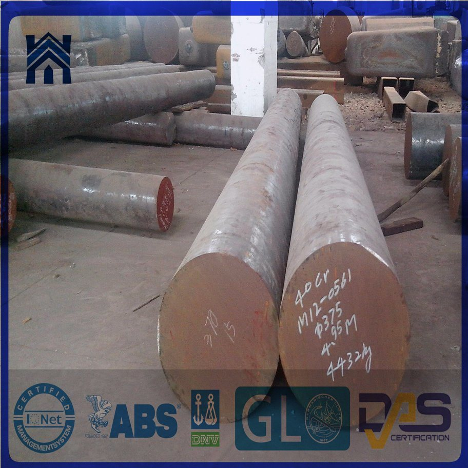 Hot Forged Steel Round Bar/Large-Sized Round Bar