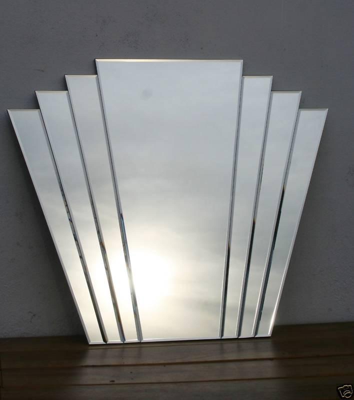 Quality Art Deco Mirror From Sinoy Mirror Inc.