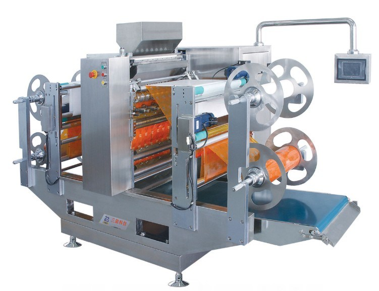 Granule Multi-Layer Four-Side Sealing & Multi-Line Packing Machine (DXDO-K900EM)