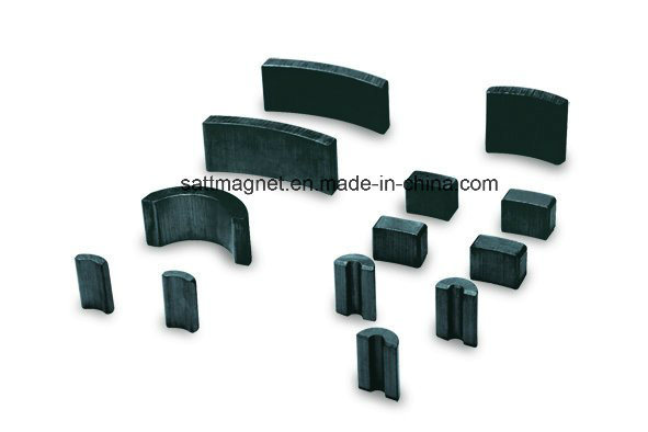 Ferrite Magnet for Household Appliance Motors