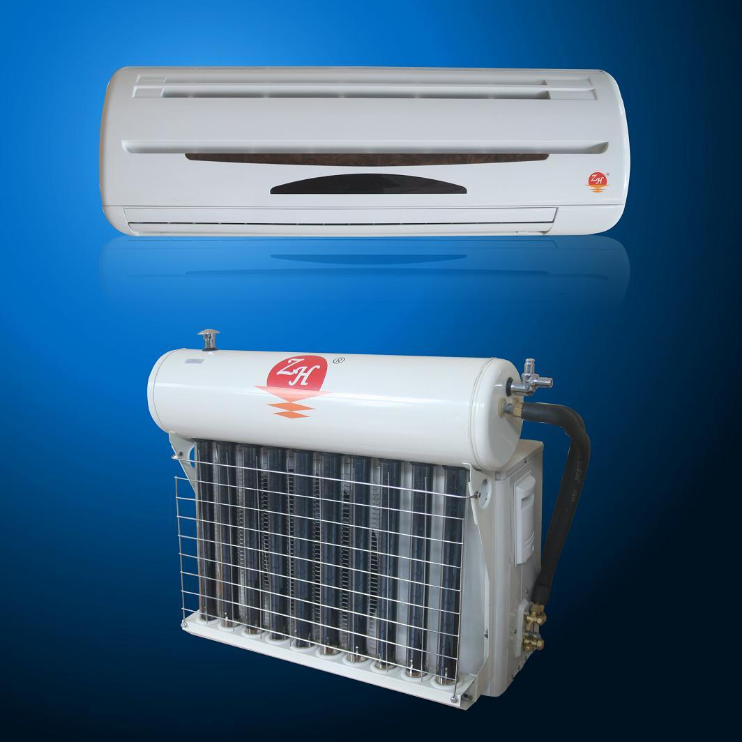 solar energy powered air conditioner pdf