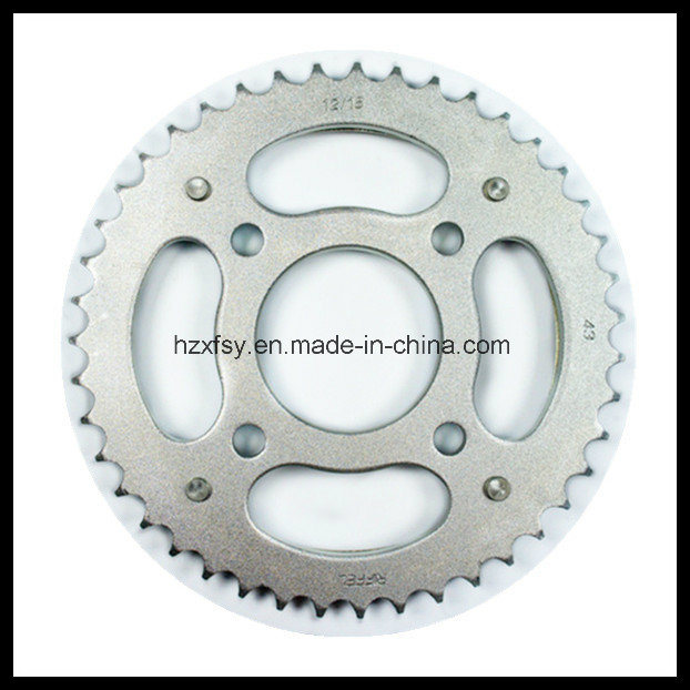 Motorcycle Sprocket Manufacture, for Honda Cg 150 Sprockets Set 16t-43t