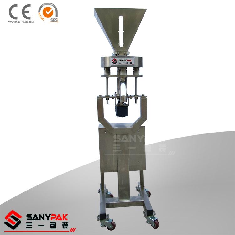 Sugar/Desiccant Granule Semi-Automatic Filling Packaging Machine