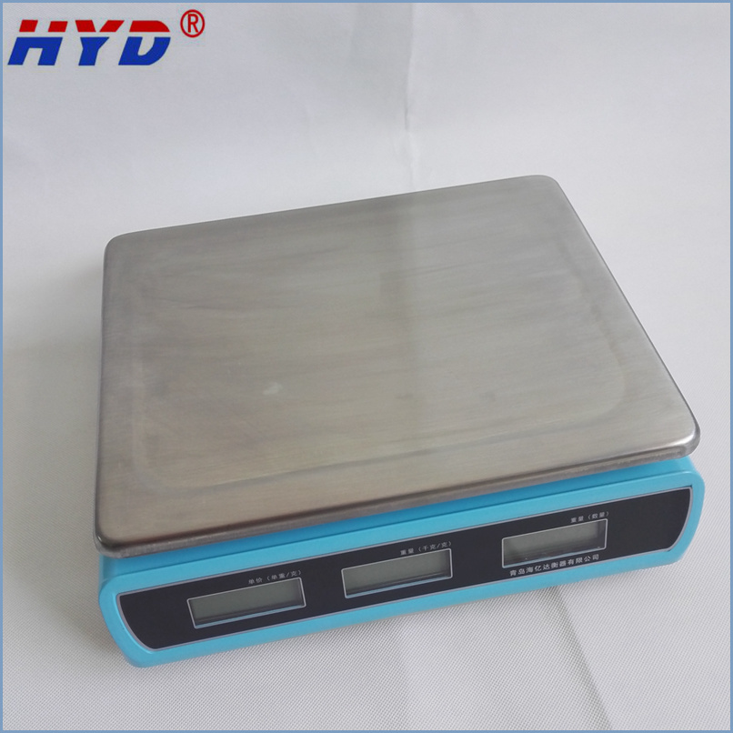 Haiyida Dual Display Waterproof Digital Balance