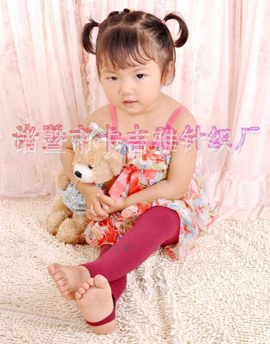 Nylon Baby Pantyhose for Kids/Tights/Dance Pants/Colorful (K002)